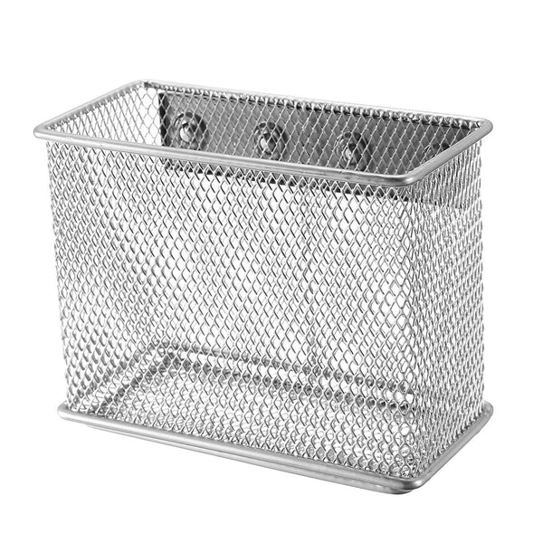 Magnetic Storage Basket Refrigerator Hanging Basket Stationery Holder
