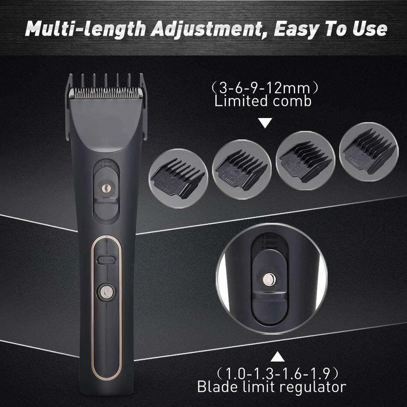 Electric Hair Clipper Kit-4