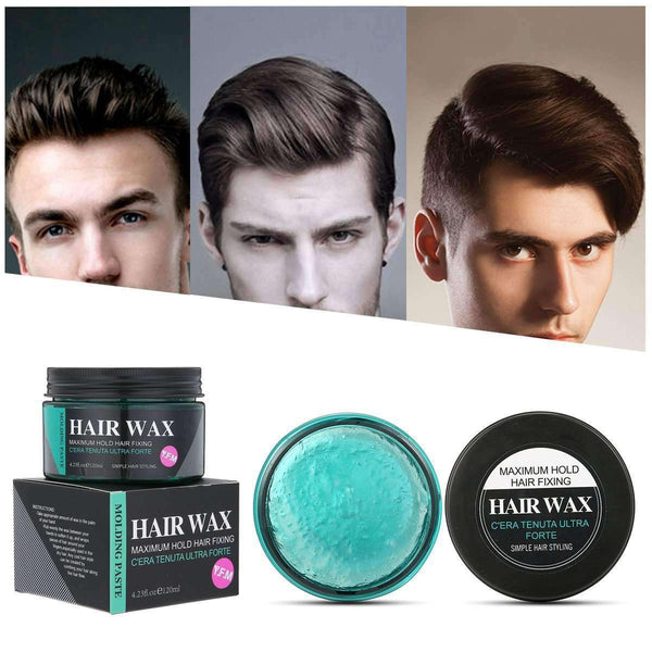 Strong Hold Hair Wax-1-Luckyfine