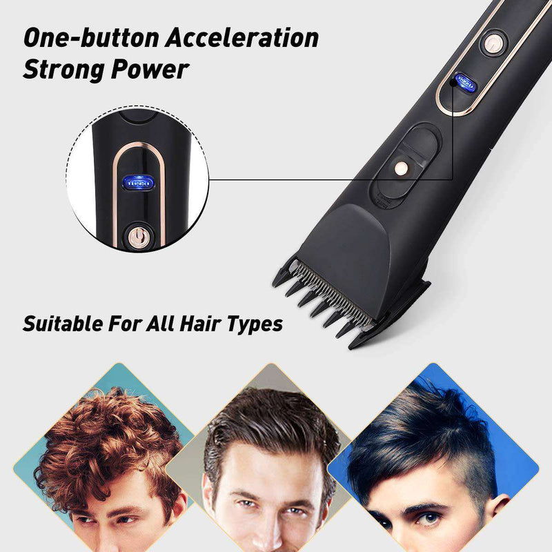 Electric Hair Clipper Kit-5