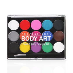 Face & Body Paint Kit-Luckyfine