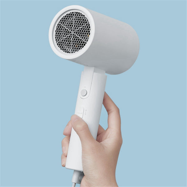 XIAOMI Mijia Foldable Hair Dryer Portable Negative Ion Electric Quick Dry Low Noise Blow Dryer For Traveling Household