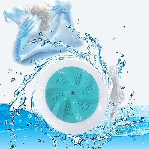 Mini Ultrasonic Washing Machine-Luckyfine