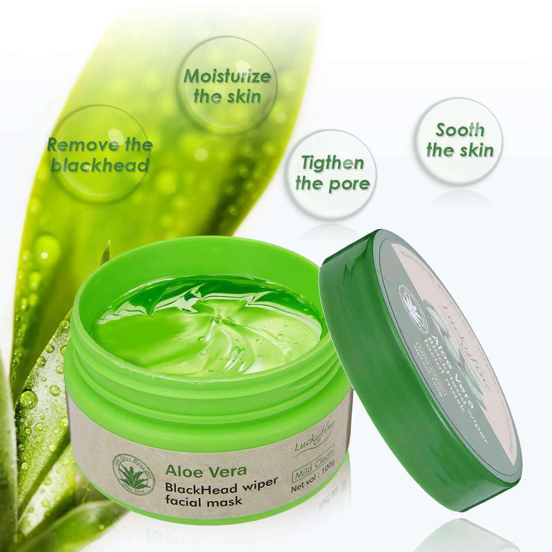 Aloe Vera Peel Off Mask-2-Luckyfine