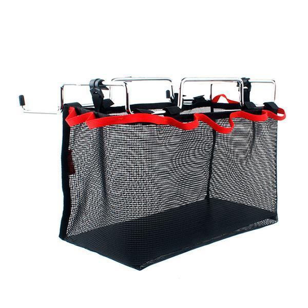 Garden Tool Storage Rack Bag for Garden, Camping & Barbecue-Luckyfine