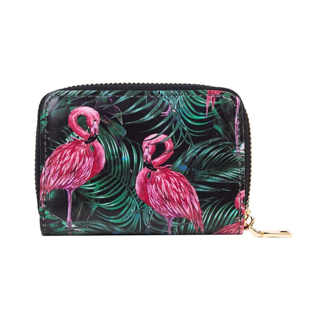 Cute RFID Women Card Wallet-Luckyfine