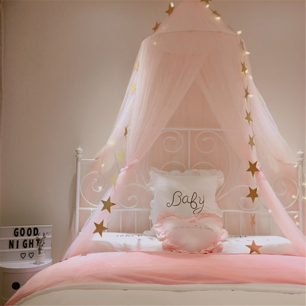 Dome Princess Mosquito Net Bed Canopy Hanging House Decoration