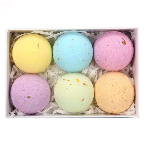Bath Bombs Gift Set-3-Luckyfine