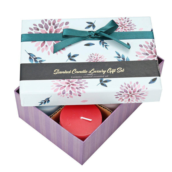 Fragrant Candle Gift Set-Luckyfine