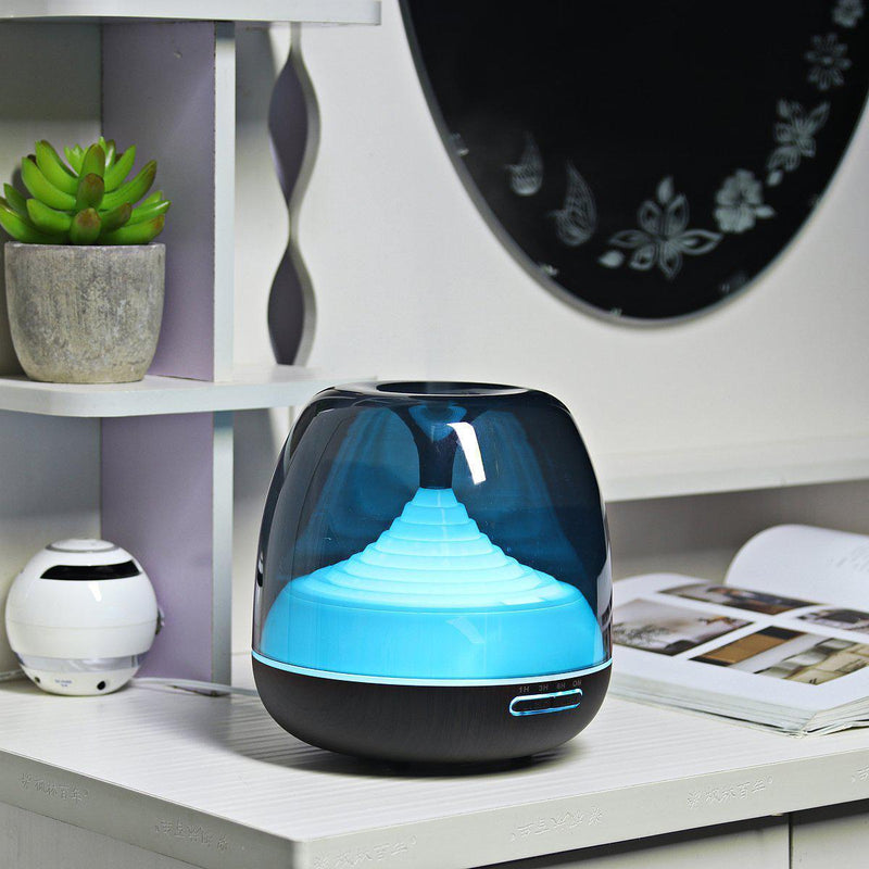 7 Colors LED Essential Oil Diffuser-Luckyfine