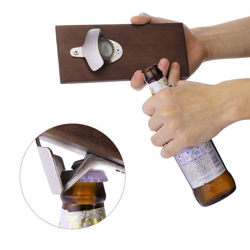 Bottle Opener with Magnet-Luckyfine