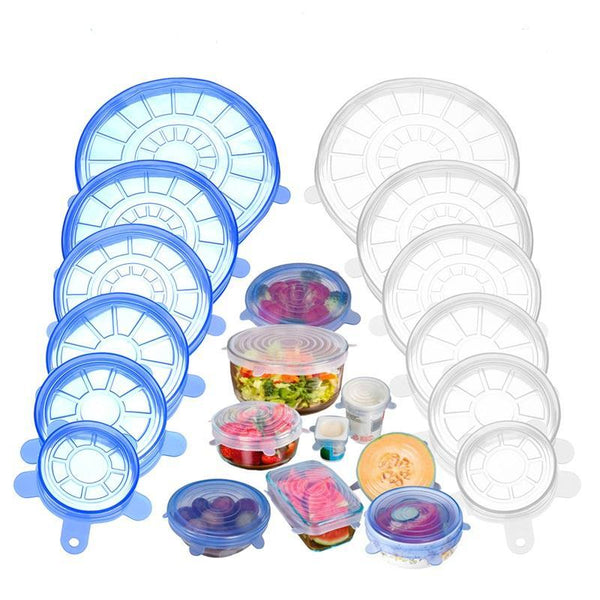 Silicone Food Protective Lids-Luckyfine