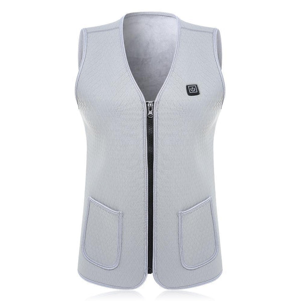 USB Intelligent Temperature Waistcoat-Luckyfine
