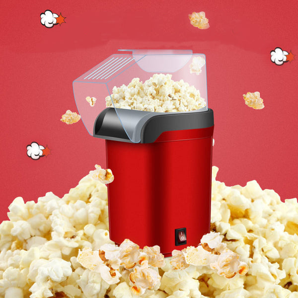 Automatic Popcorn Machine Mini Electric Popcorn Machine Popcorn Maker