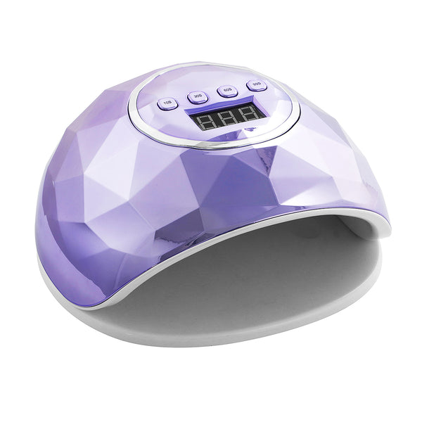 86W UV LED Nail Dryer with 4 Timer Setting,  Automatic Sensor & Over-Temperature Protection