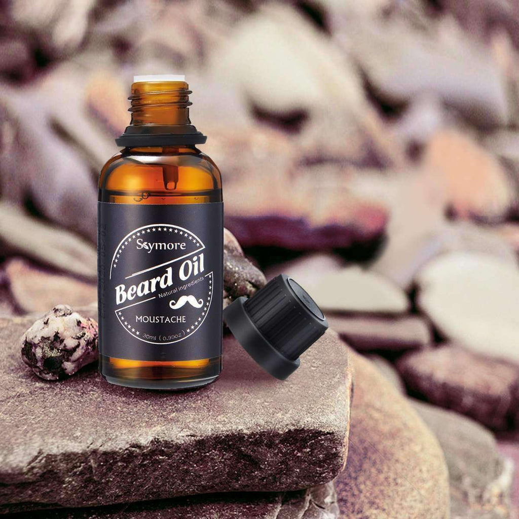 Beard Care Oil-2-Luckyfine