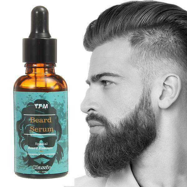Beard Care Set-2-Luckyfine