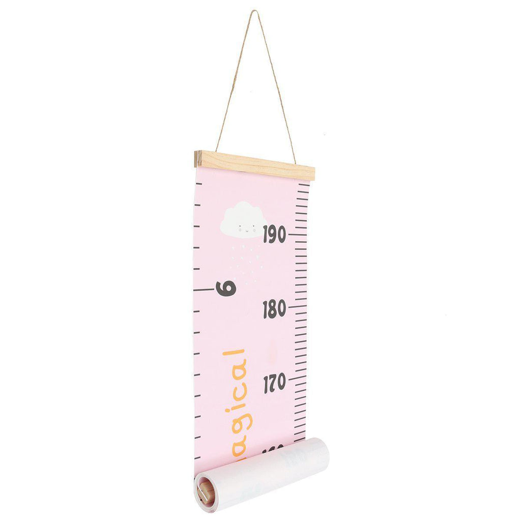 Kids Growth Chart-Luckyfine