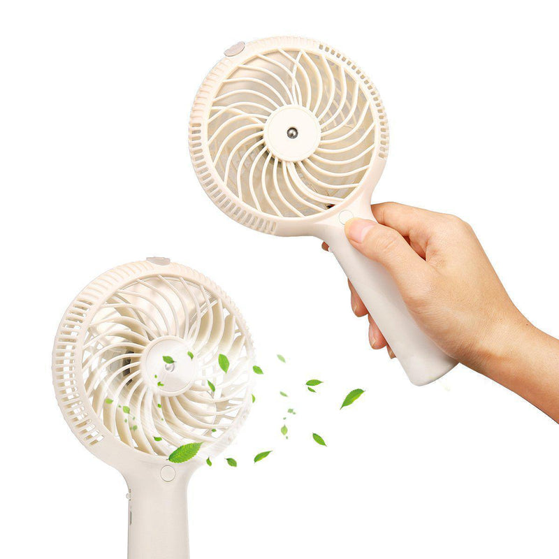 USB Portable Fans Spray-Luckyfine