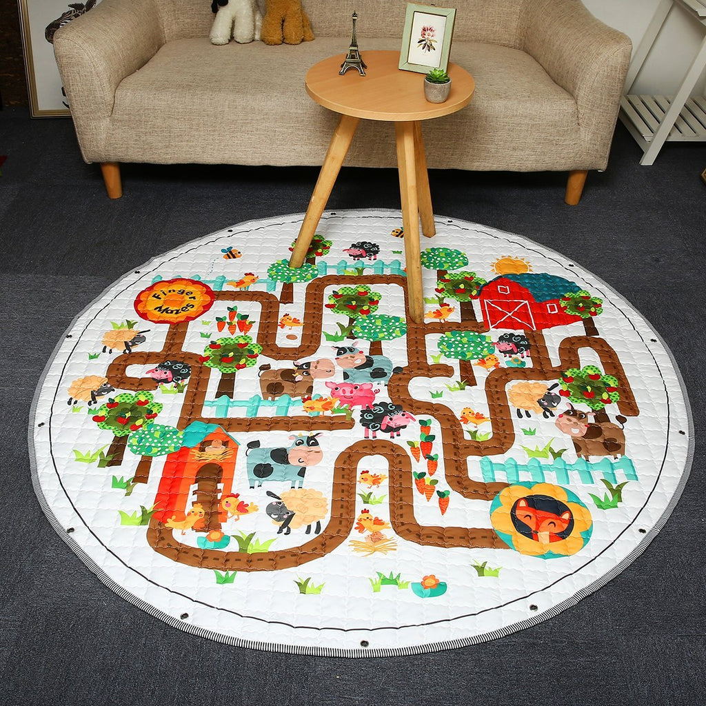 Children's Portable Play Mat