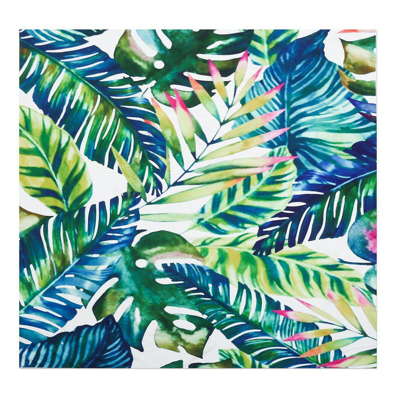 Tropical Plants Decorative Tapestry-Luckyfine