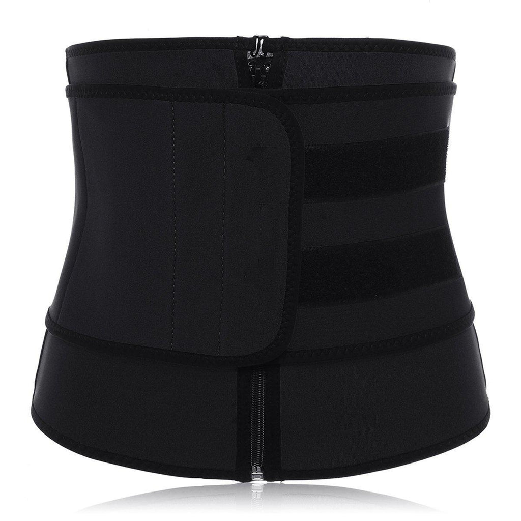 Adjustable Latex Sport Waist Cincher-Luckyfine