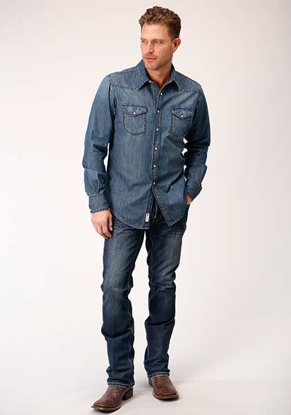 Stetson Denim Shirt