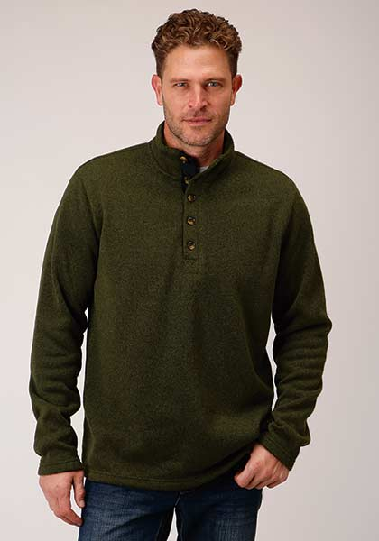 Stetson Pullover Knit Sweater
