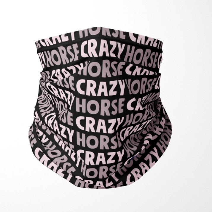 Horse Crazy Neck Gaiter