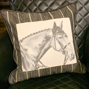 Show Ready Horse Pillow