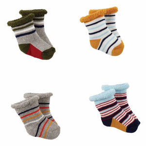 Newborn Boy Sock Set