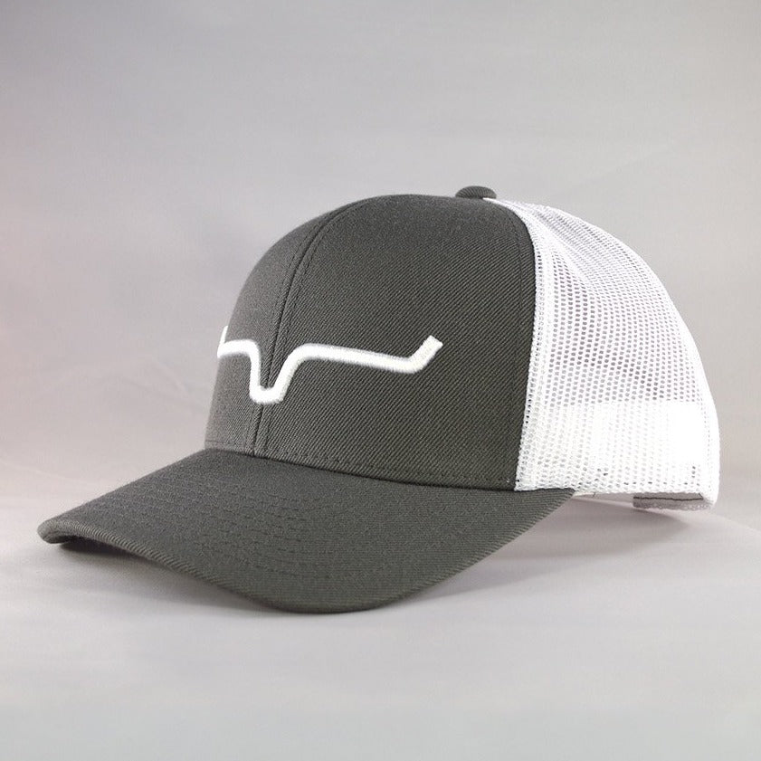 Kimes Ranch Weekly Trucker Cap