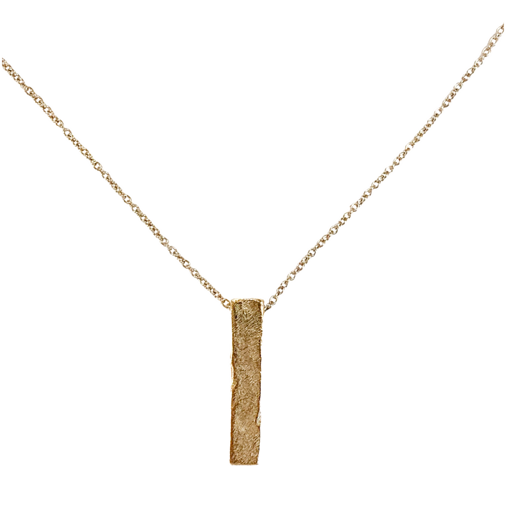 Musica Necklace Gold