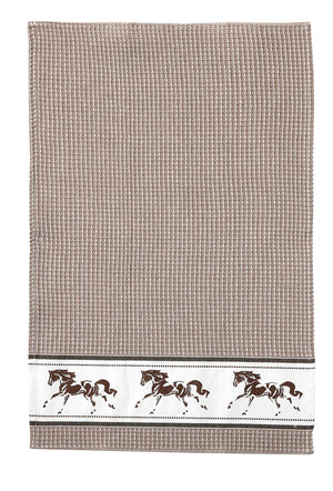 Running Horse Towel