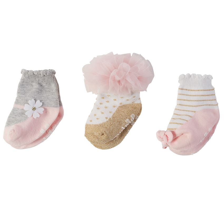 Glitter Princess Sock Set