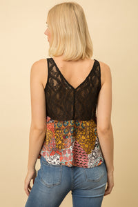 Kiara Sleeveless Top