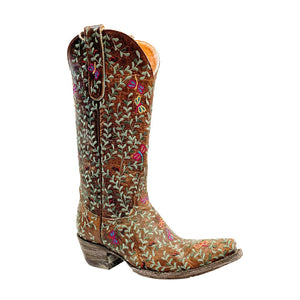 Old Gringo Dragonfly Cowboy Boot