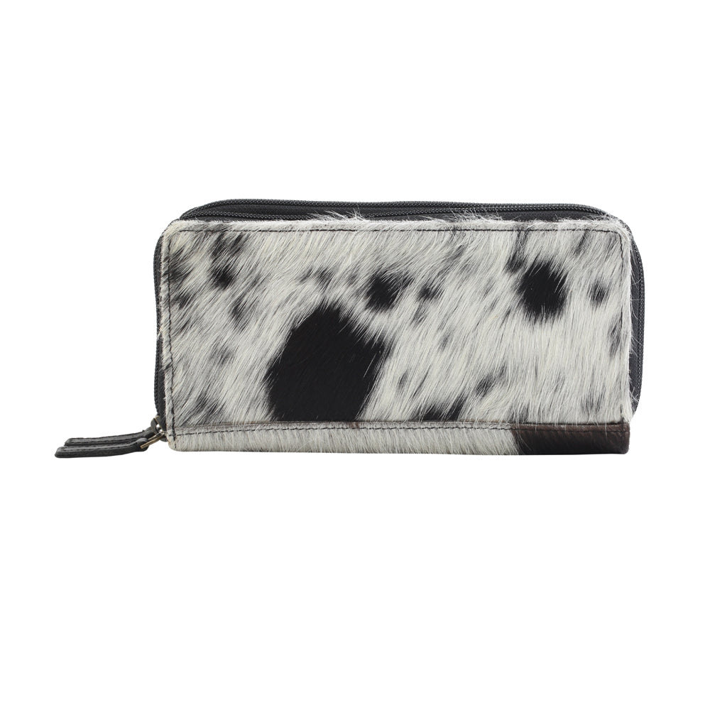 Dalmations Leather Hairon Wallet