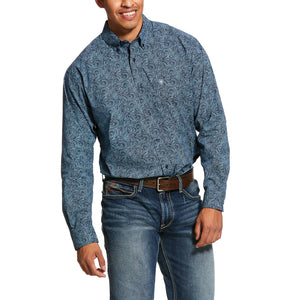 Ariat Longmont Print Stretch Shirt