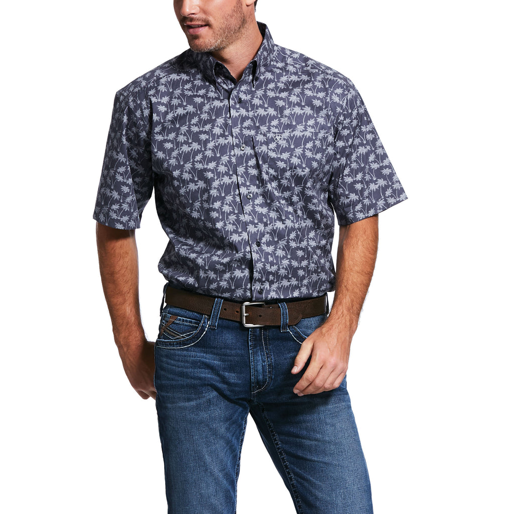Ariat Grandon Shortsleeve Shirt