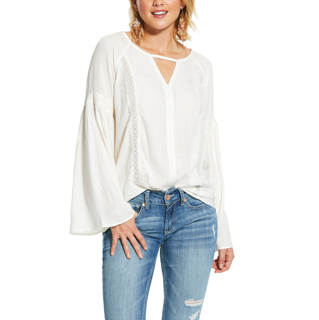 Diana Long Sleeve Top