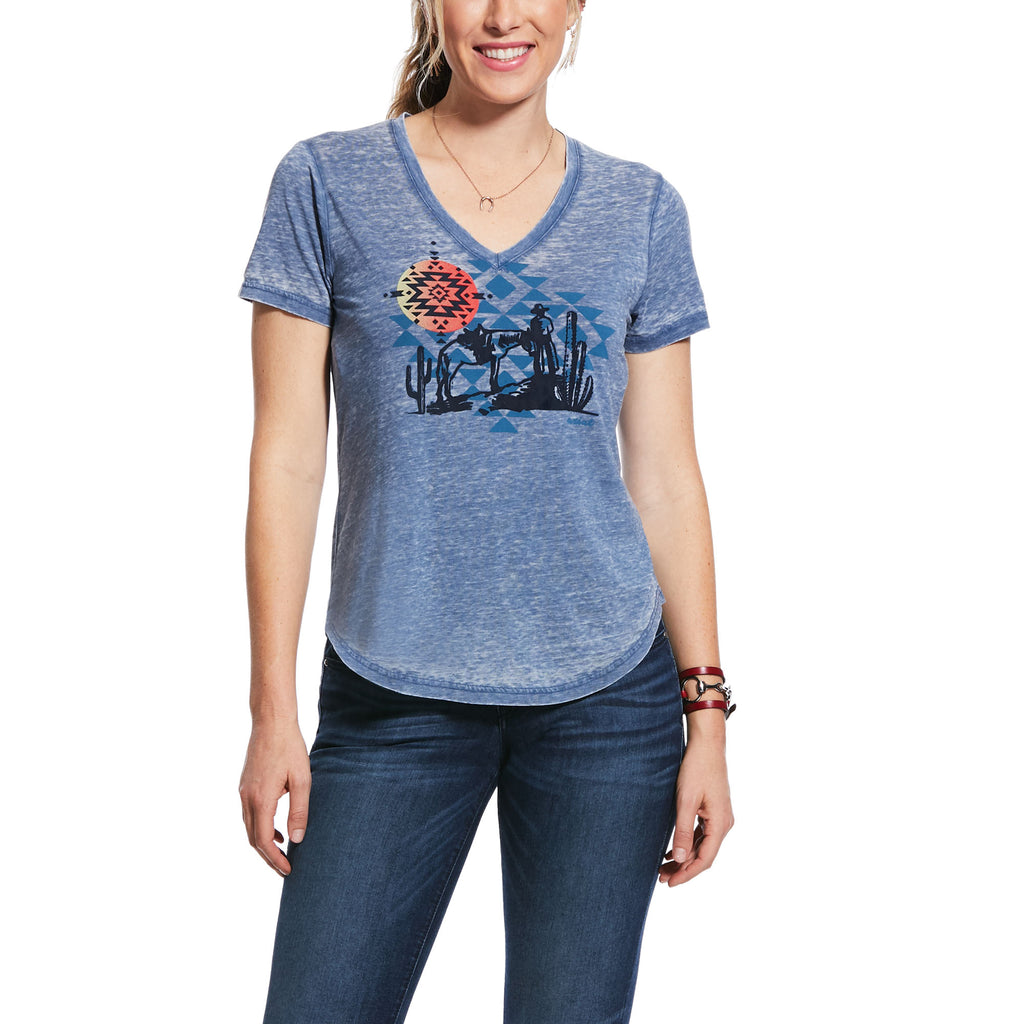 Ariat Aztec Sun T-Shirt