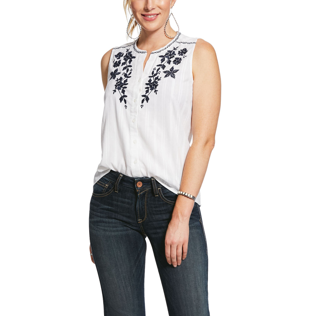 Ariat Dixie Sleeveless Shirt