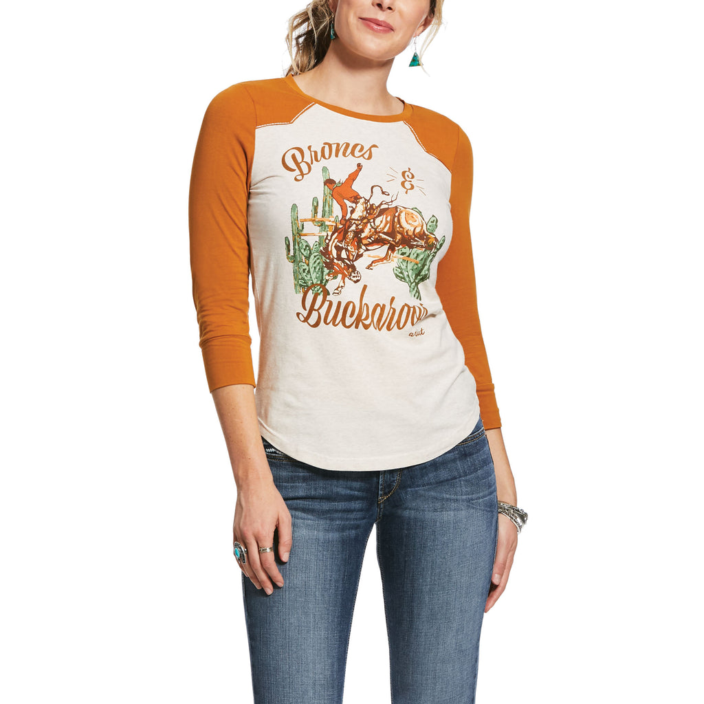 Ariat Broncs & Bucks T-Shirt