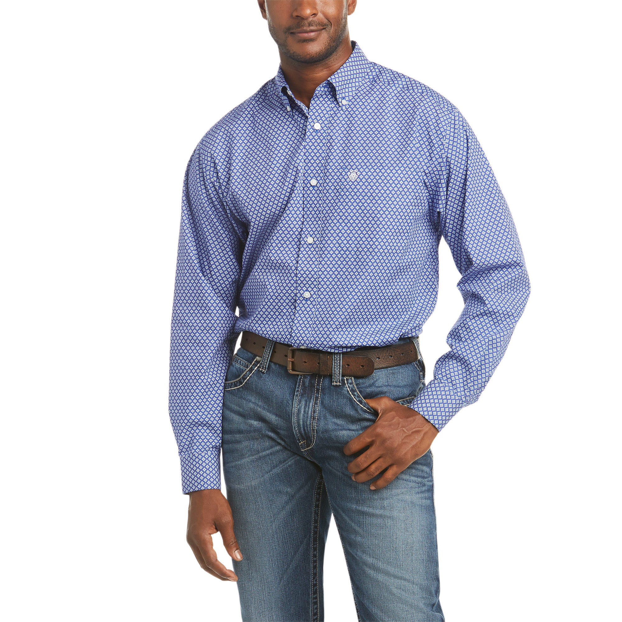 Ariat Pierre Classic Long Sleeve Shirt