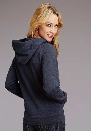 Asymmetrical Hooded Sweatshirt