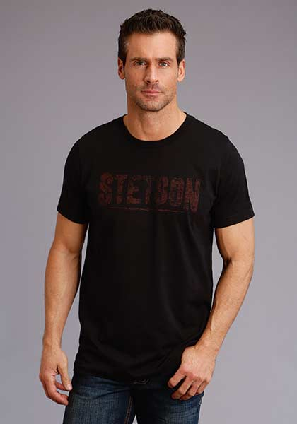 Distressed Stetson T