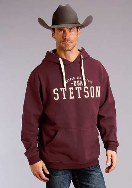Stetson Hooded Sweatshirt