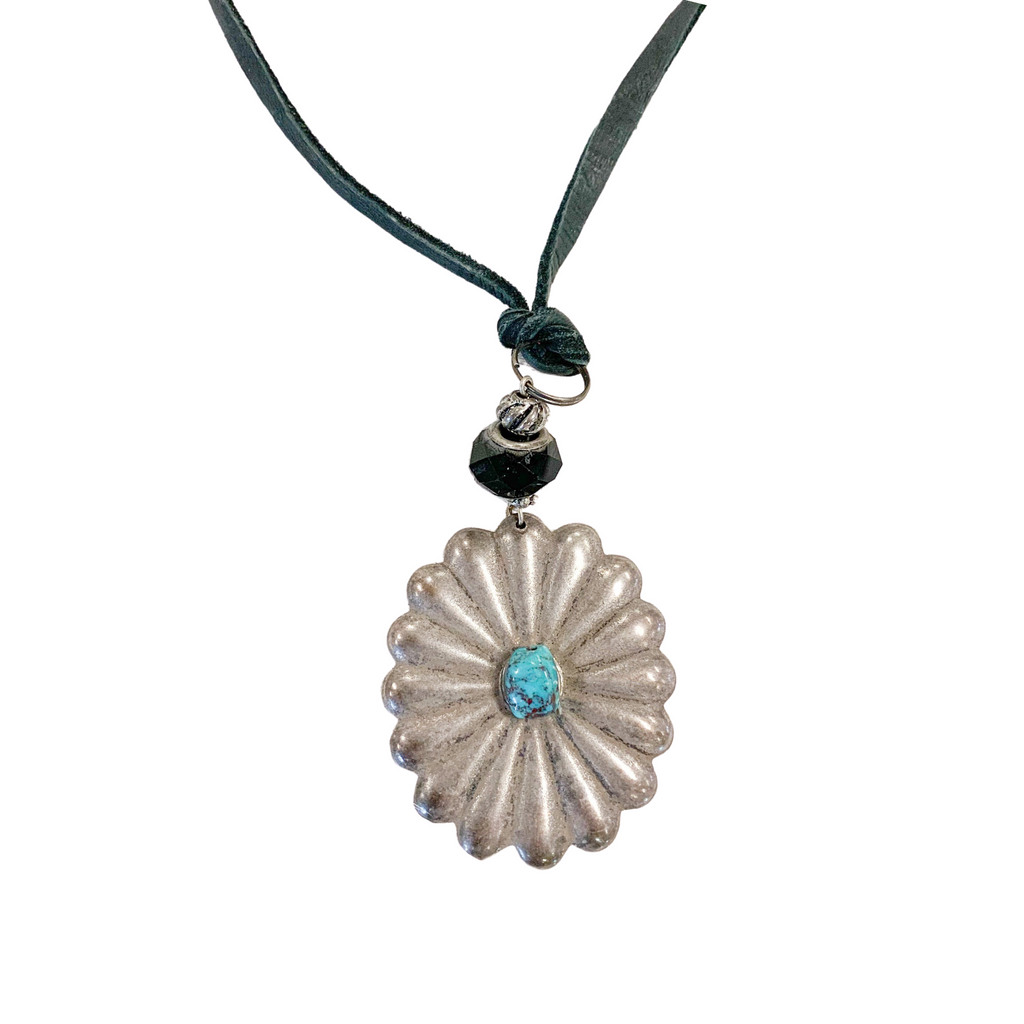 Native Flower Necklace
