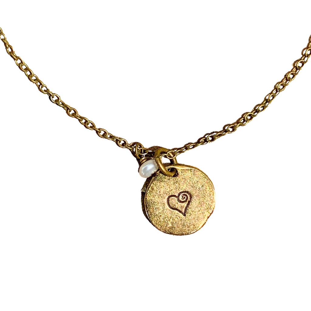With Love Necklace
